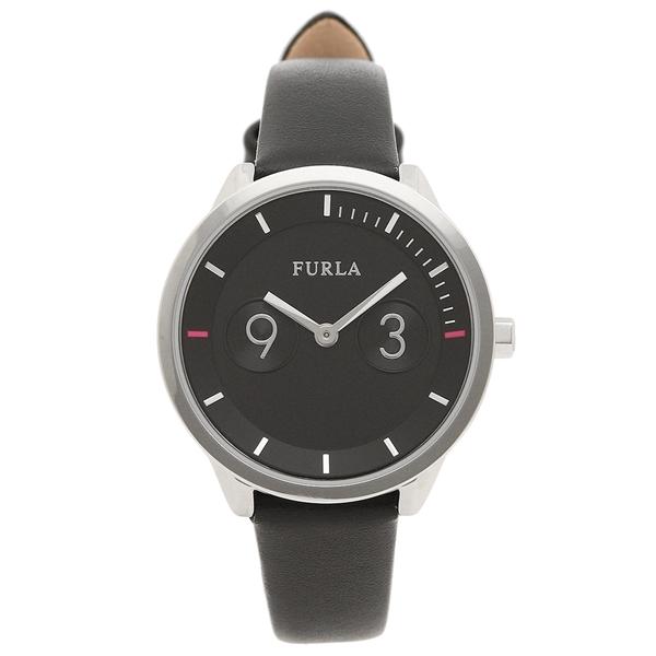 FURLA 腕時計 レディース フルラ 976487 R4251102543 BBE ブラック シルバー