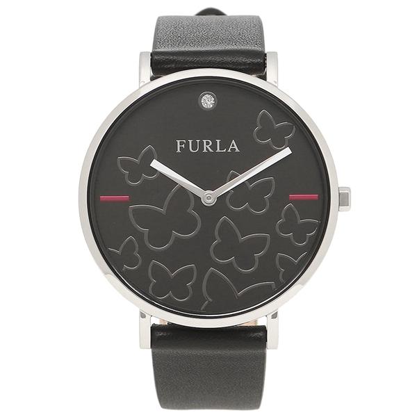 FURLA 腕時計 レディース フルラ 976532 R4251113511 Y30 ブラック シルバー