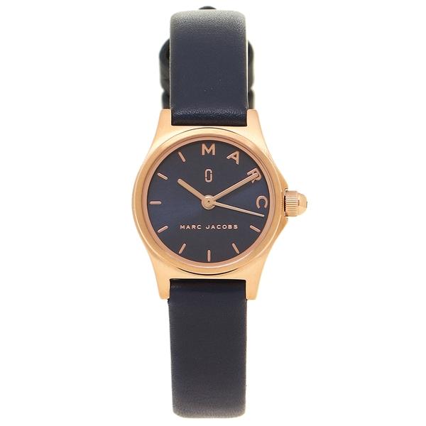 MARC JACOBS 腕時計 レディース マークジェイコブス MJ1611 ネイビーブルー ゴールド