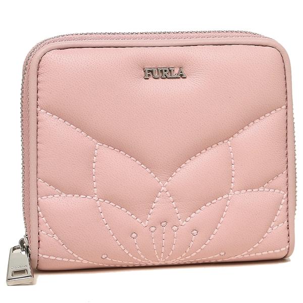 FURLA 二つ折り財布 レディース フルラ 962515 LC4 PZ68 2Q0 ピンク