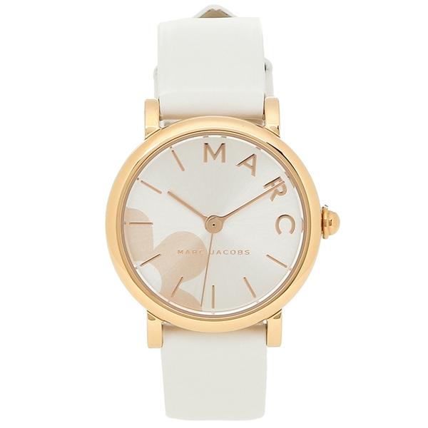 MARC JACOBS 腕時計 レディース マークジェイコブス MJ1620 ゴールド ホワイト