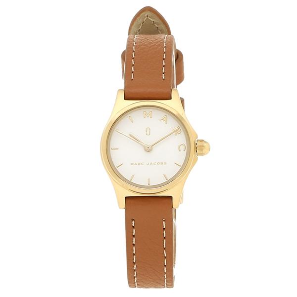 MARC JACOBS 腕時計 レディース マークジェイコブス MJ1626 ブラウン イエローゴールド ホワイト
