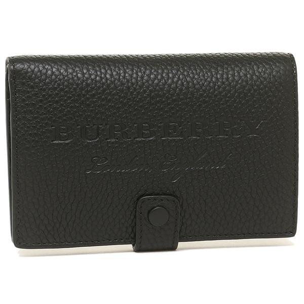 BURBERRY 折財布 レディース バーバリー 4071091 00100 ブラック