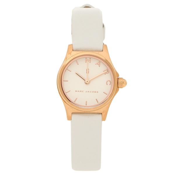 MARC JACOBS 腕時計 レディース マークジェイコブス MJ1610 ローズゴールド ホワイト