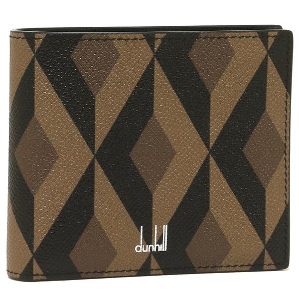 DUNHILL 折財布 メンズ ダンヒル 18F2300CT 201 ブラウン