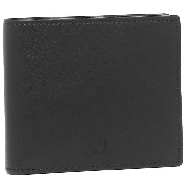 DUNHILL 折財布 メンズ ダンヒル 18F2320HP 001 ブラック