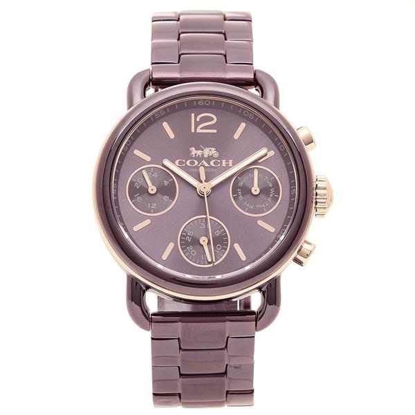 COACH 腕時計 レディース コーチ 14502843 ブラウン