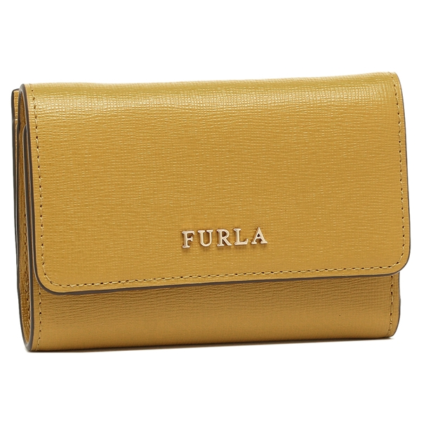 FURLA 折財布 レディース フルラ 979123 PR76 B30 649 イエロー