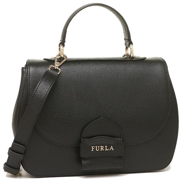 非常に高い品質 FURLA 967149 ハンドバッグ レディース アウトレット レディース フルラ 967149 BOJ0 B30 O60 O60 ブラック, 三方町:6573d573 --- alumni.poornima.org