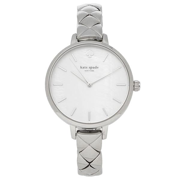 KATE SPADE 腕時計 レディース ケイトスペード KSW1465 シルバー パール