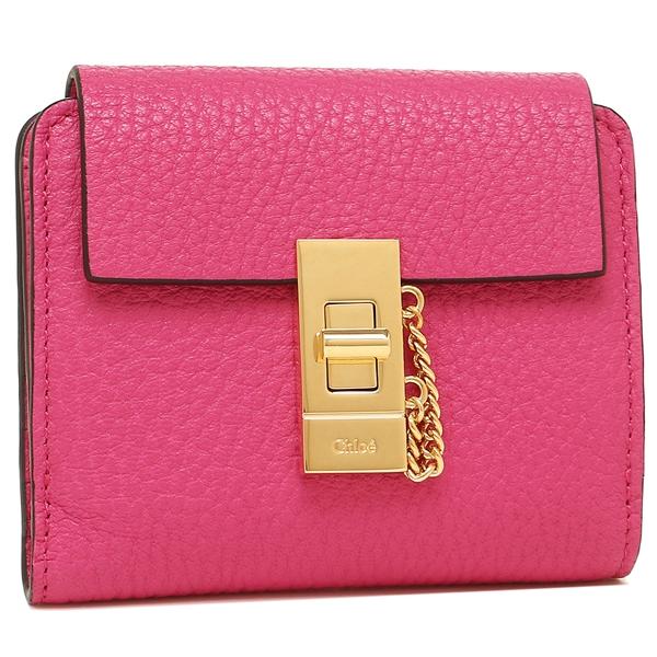 CHLOE 折財布 レディース クロエ CHC16AP805 944 6P1 ピンク