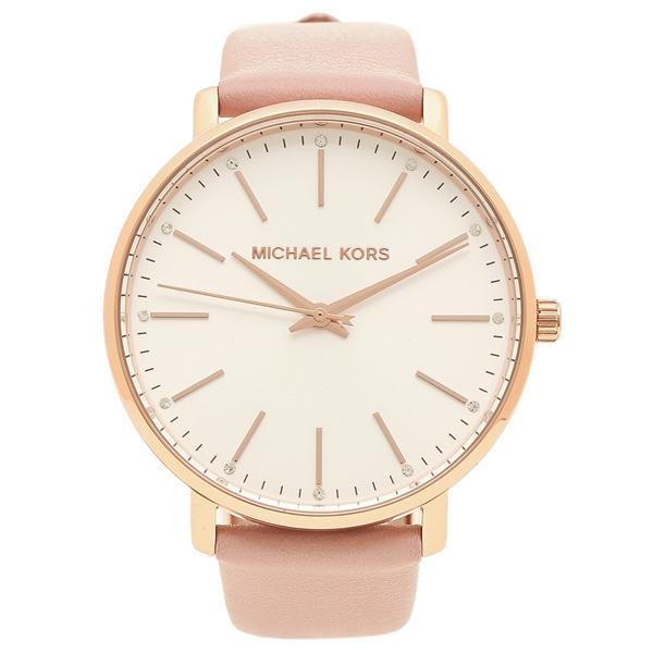 MICHAEL KORS 腕時計 レディース マイケルコース MK2741 ピンク ホワイト ピンクゴールド