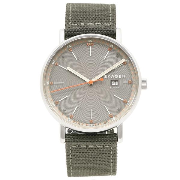 SKAGEN 腕時計 メンズ スカーゲン SKW6452 グレー シルバー