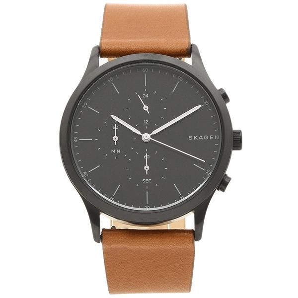 SKAGEN 腕時計 メンズ スカーゲン SKW6477 ブラウン ブラック