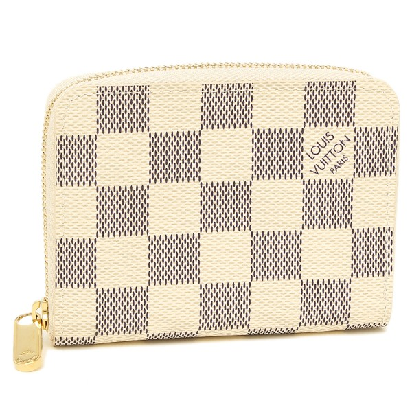 LOUIS VUITTON ルイヴィトン N63069 ダミエアズール ジッピーコインパース