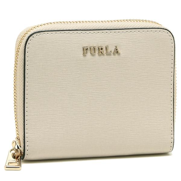 FURLA 折財布 レディース フルラ 979027 PR84 B30 GDJ ホワイト
