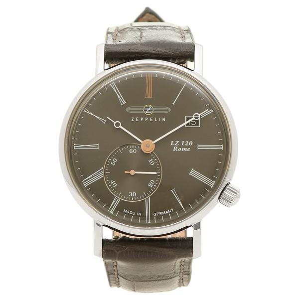 ZEPPELIN 腕時計 メンズ ツェッペリン 7135-2 グレー