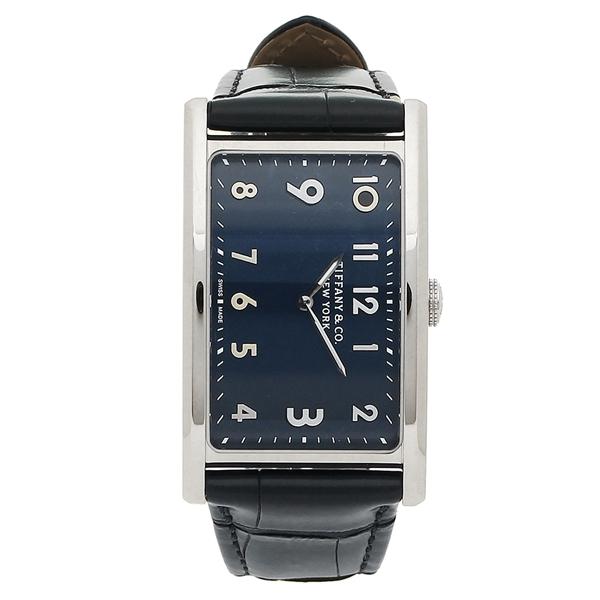 TIFFANY&Co. 腕時計 メンズ レディース ティファニー 34677344 ネイビー シルバー