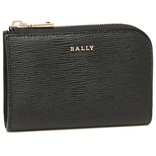 BALLY カードケース レディース バリー 6224912 100 ブラック
