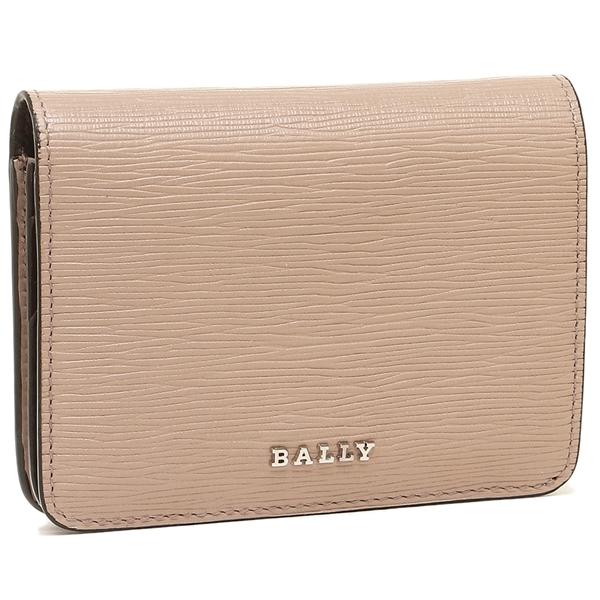 BALLY カードケース レディース バリー 6224916 63 ピンク