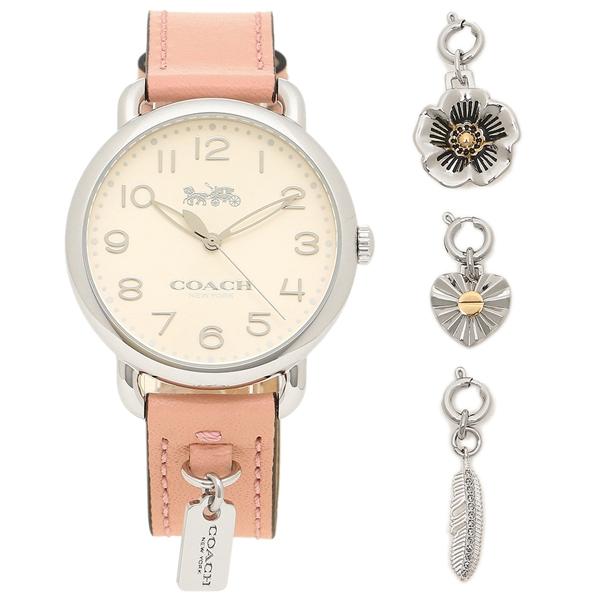 COACH 腕時計 レディース コーチ 14502808 ピンク シルバー