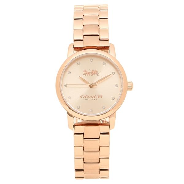 COACH 腕時計 レディース コーチ 14503003 ピンクゴールド