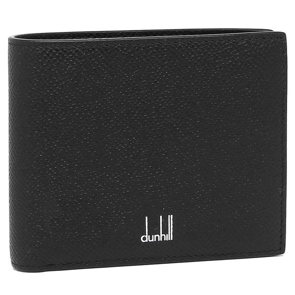 DUNHILL 折財布 メンズ ダンヒル 18F2320CA001 ブラック