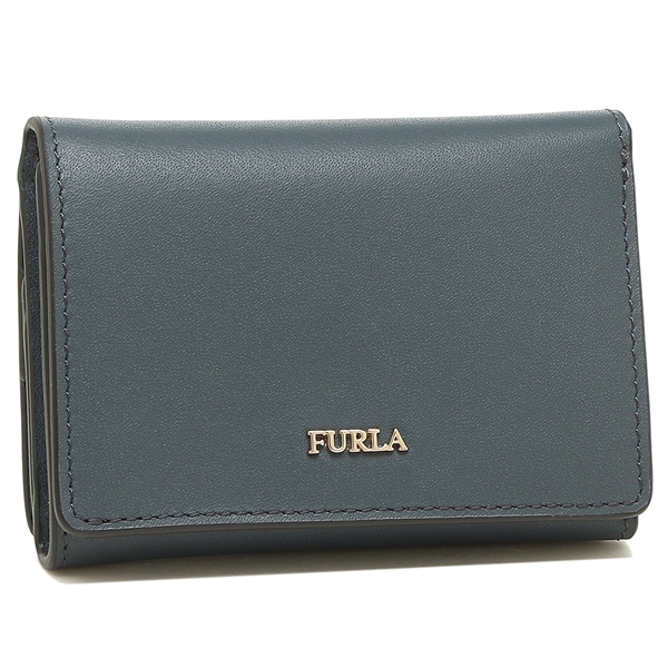 FURLA 折財布 レディース フルラ 978950 PU36 E35 ZDG ネイビー