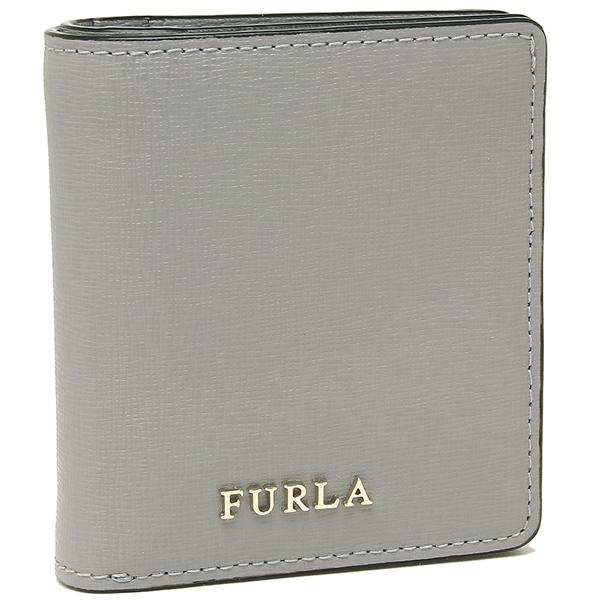 FURLA 折財布 レディース フルラ 979049 PR74 B30 KJN グレー