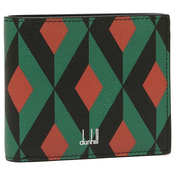 DUNHILL 折財布 メンズ ダンヒル 18F2300CT 301 グリーン