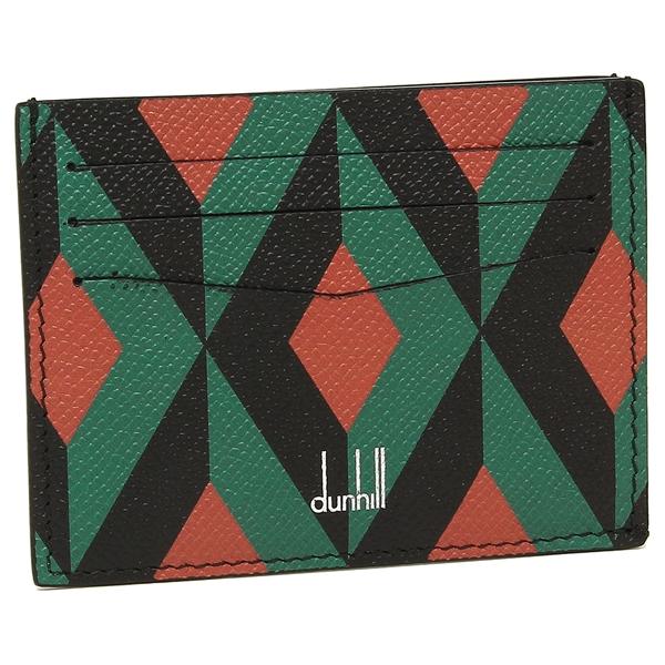 DUNHILL カードケース メンズ ダンヒル 18F230CCT 301 グリーン