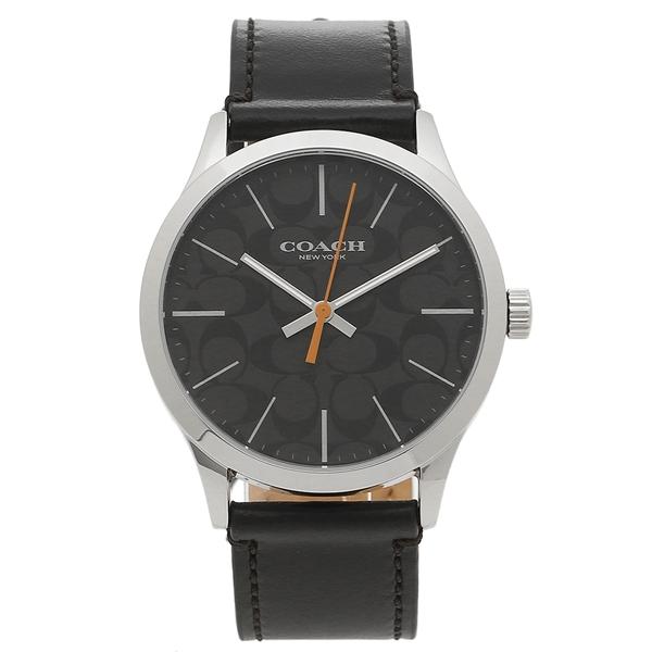 COACH 腕時計 アウトレット メンズ コーチ W1584 BLK ブラック