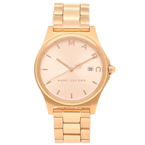 MARC JACOBS 腕時計 レディース マークジェイコブス MJ3585 ローズゴールド