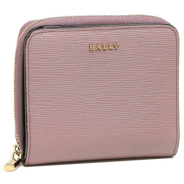BALLY 折財布 レディース バリー 6224712 146 ピンク