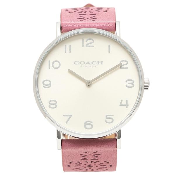 COACH 腕時計 レディース コーチ 14503030 ローズピンク シルバー