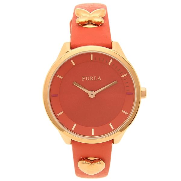 FURLA 腕時計 レディース フルラ R4251102536 オレンジ