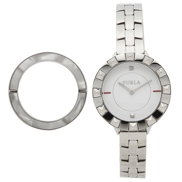 FURLA 腕時計 レディース フルラ R4253109503 シルバー