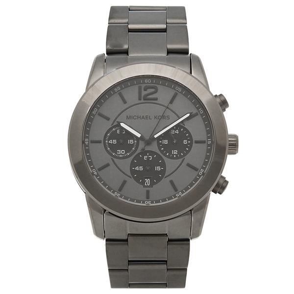 MICHAEL KORS 腕時計 メンズ マイケルコース MK8479 ガンメタルブラック
