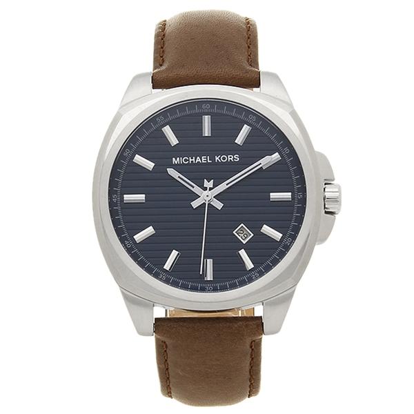 MICHAEL KORS 腕時計 メンズ マイケルコース MK8631 ブラウン ブルー