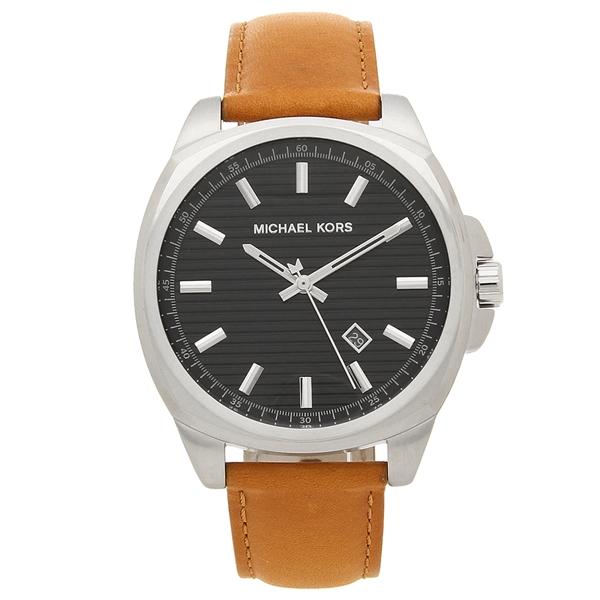 MICHAEL KORS 腕時計 メンズ マイケルコース MK8659 ブラウン ブラック
