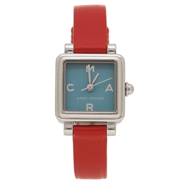 MARC JACOBS 腕時計 レディース マークジェイコブス MJ1637 レッド ブルー