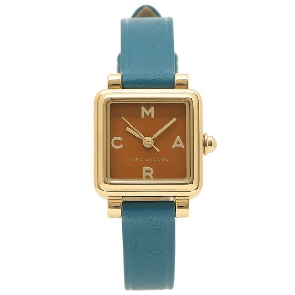 MARC JACOBS 腕時計 レディース マークジェイコブス MJ1639 ブルー オレンジ