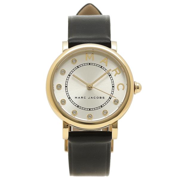 MARC JACOBS 腕時計 レディース マークジェイコブス MJ1641 ブラック シルバー