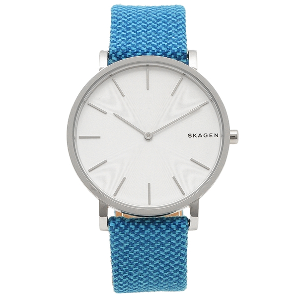 SKAGEN 腕時計 メンズ スカーゲン SKW6491 ブルー シルバー