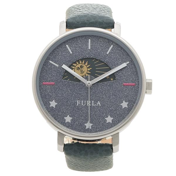 FURLA 腕時計 レディース フルラ 995911 W515 I44 DOL ブルー シルバー