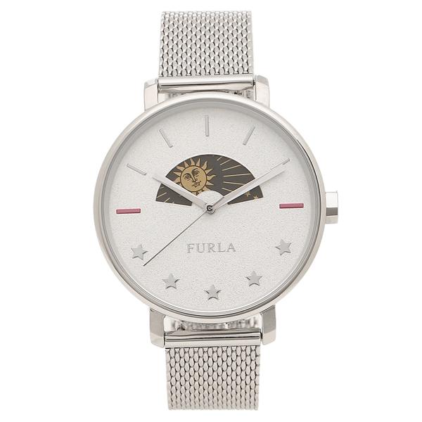 FURLA 腕時計 レディース フルラ 995930 W515 I49 Y30 ホワイト シルバー