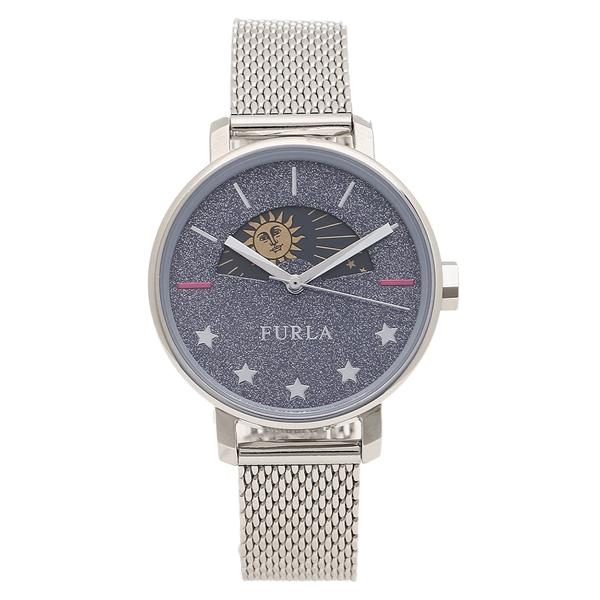 FURLA 腕時計 レディース フルラ 995972 W516 I49 DOL ブルー シルバー
