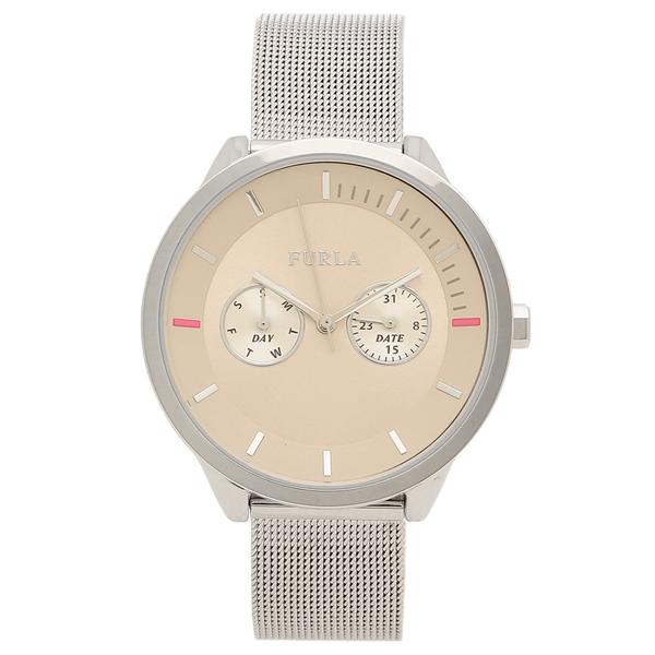 FURLA 腕時計 レディース フルラ 996377 R4253102532 W480 I49 Y30 シルバー キャメル