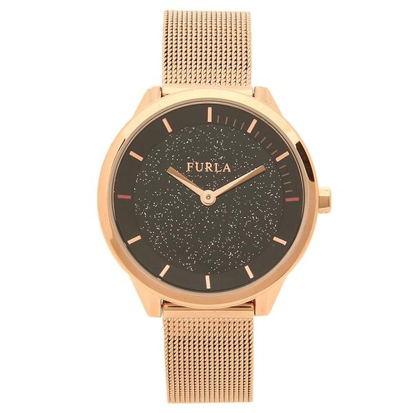 FURLA 腕時計 レディース フルラ 997491 R4253123503 W519 I48 BIP ローズゴールド ブラック