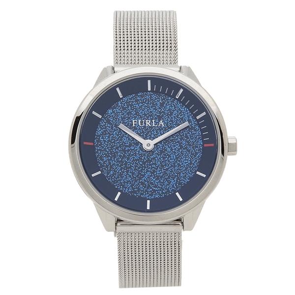FURLA 腕時計 レディース フルラ 997496 W519 I49 B1U シルバー ブルー